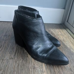 1. State Leather Ankle Boots